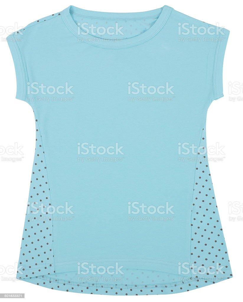Women's shirt stock photo