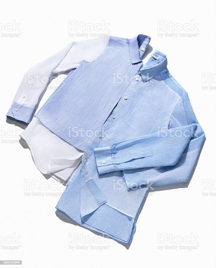 Women's shirts stock photo
