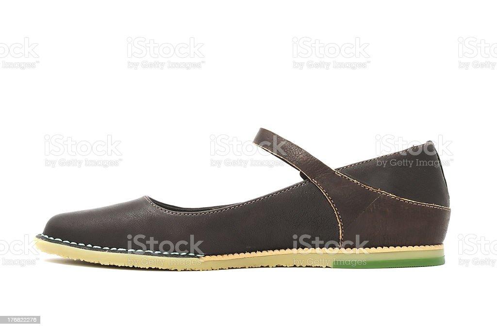 Women's Shoe stock photo