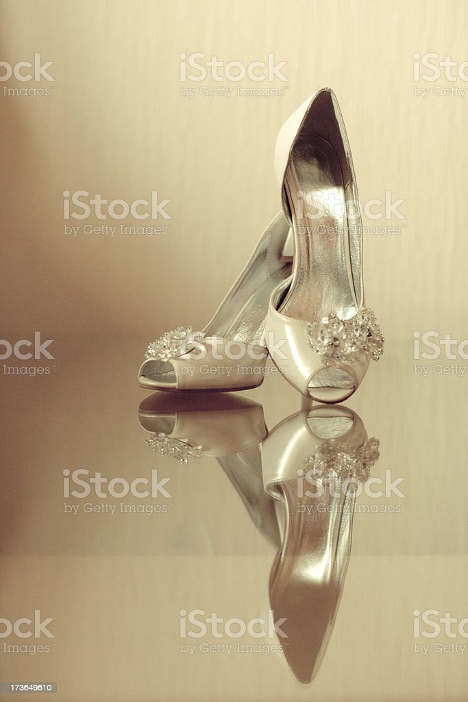 women's shoes royalty-free stock photo