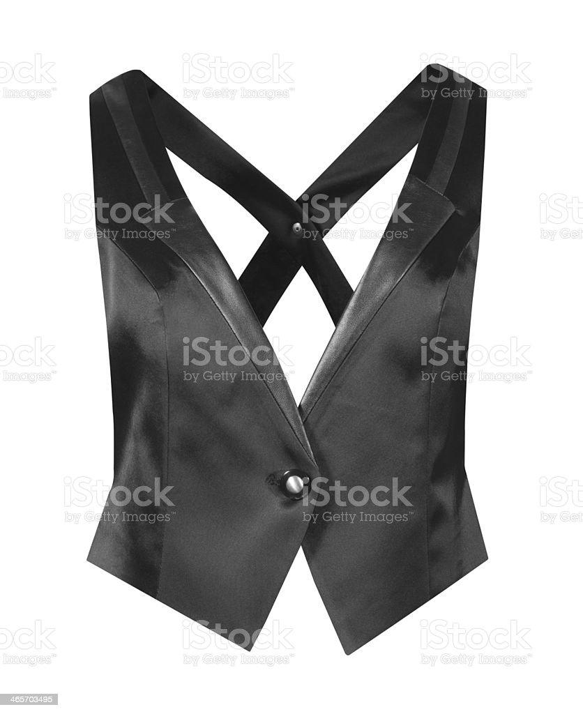 women's vest stock photo