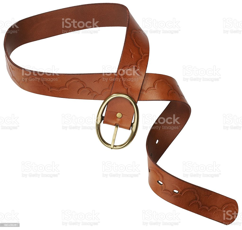 Womens-Belt 1 royalty-free stock photo