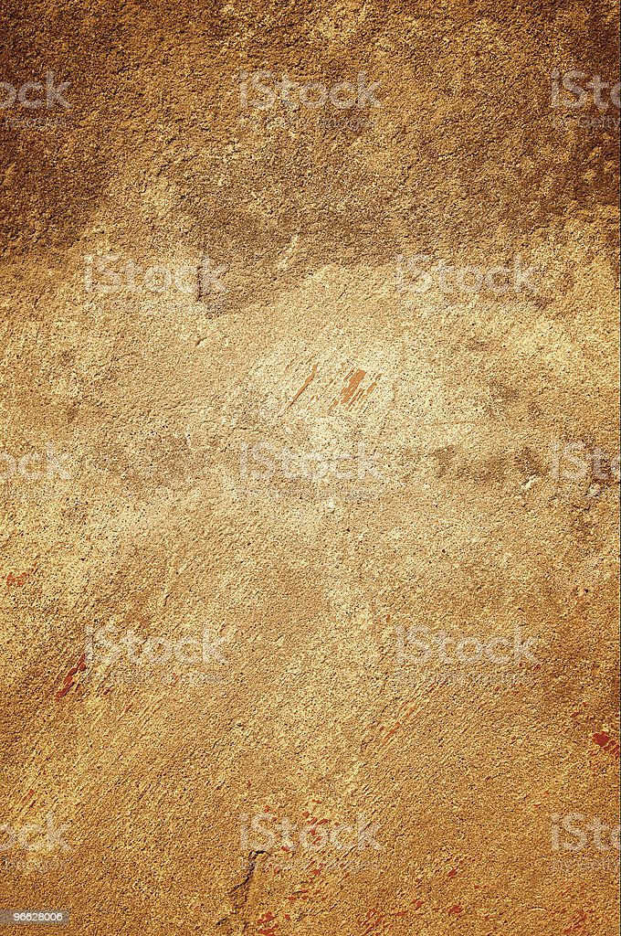 Wonderful brown wall as background. stock photo