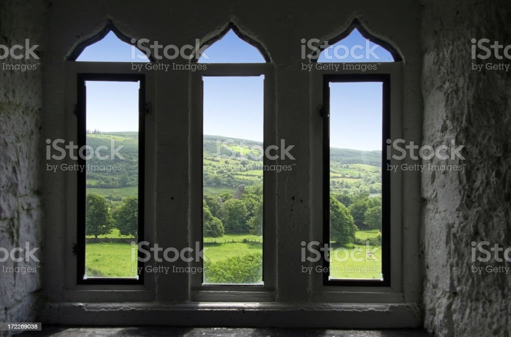 Wonderful view royalty-free stock photo