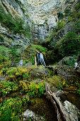 Wonderful Waterfalls at Rio Mundo in Riopar