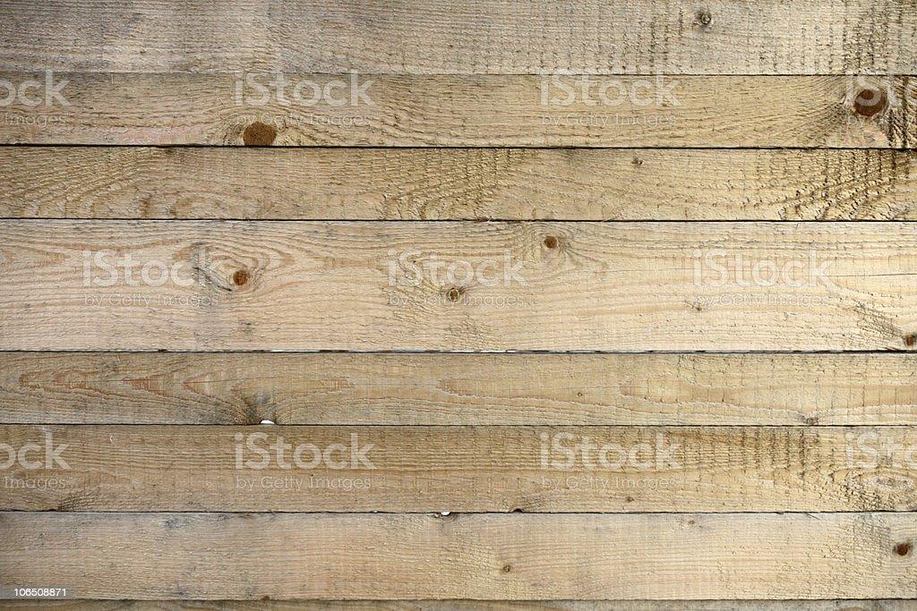wonderful wood fence - group of horizontal boards XXXL stock photo