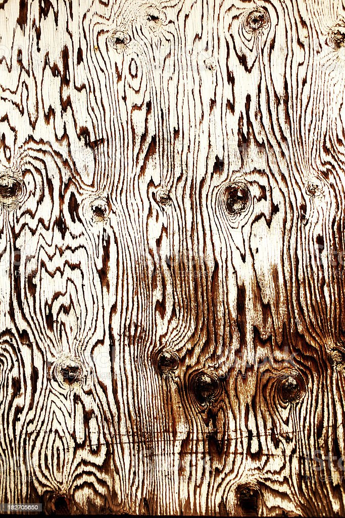 Wood and Old Paint stock photo