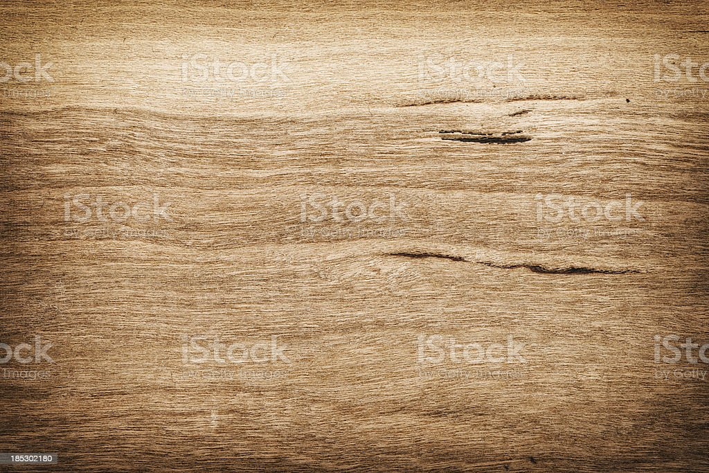 Wood background with vignetting effect royalty-free stock photo