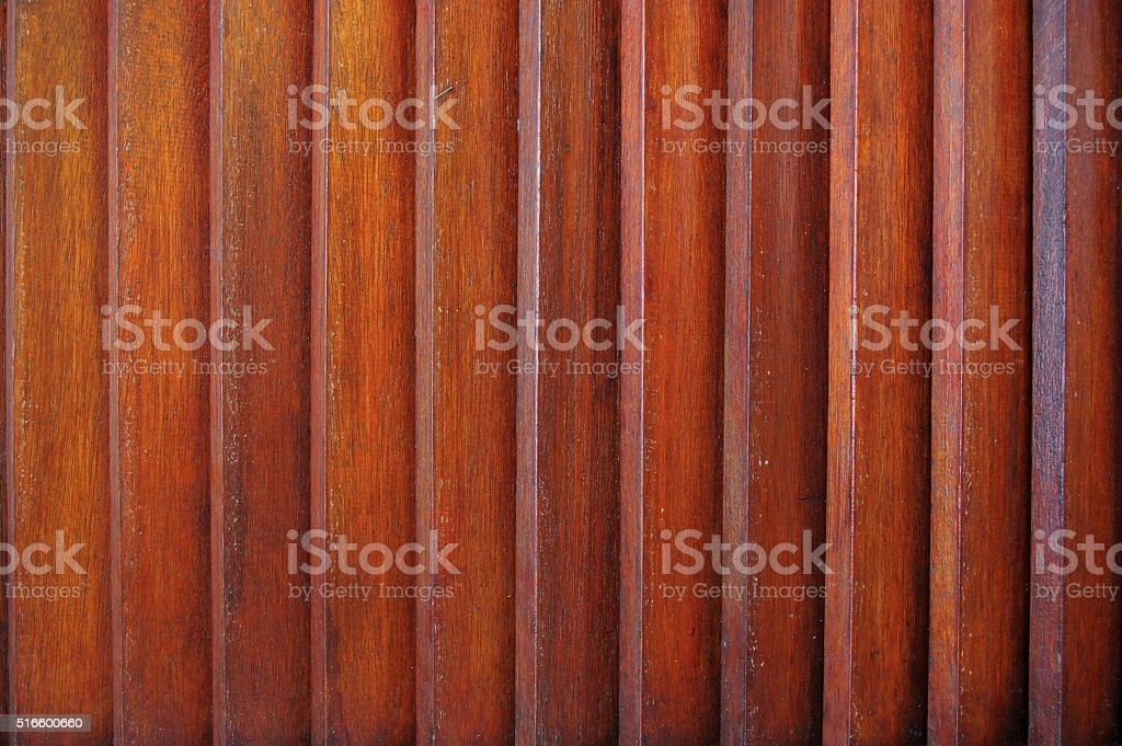 Wood blinds texture stock photo