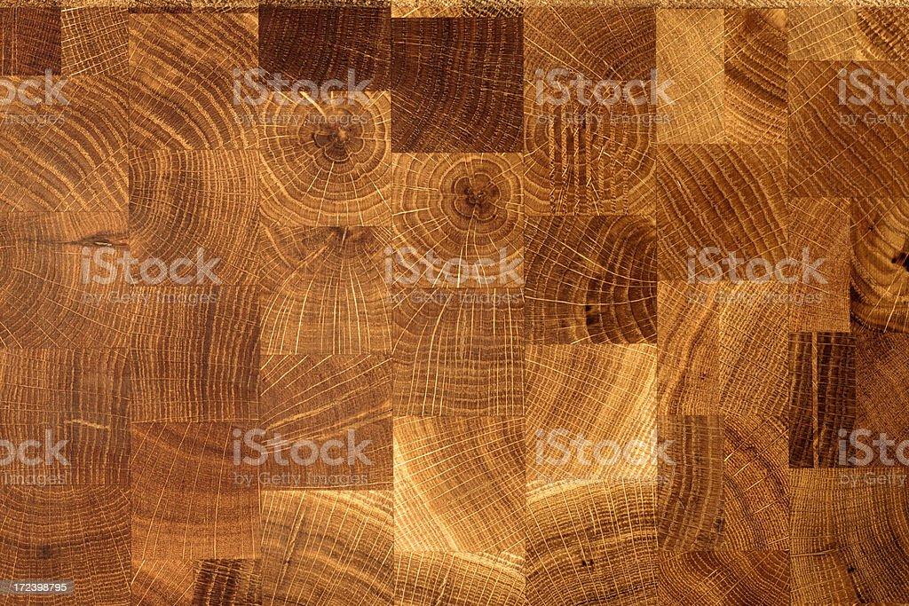 Wood Block Background royalty-free stock photo