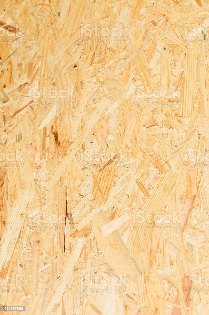 OSB Wood Board stock photo