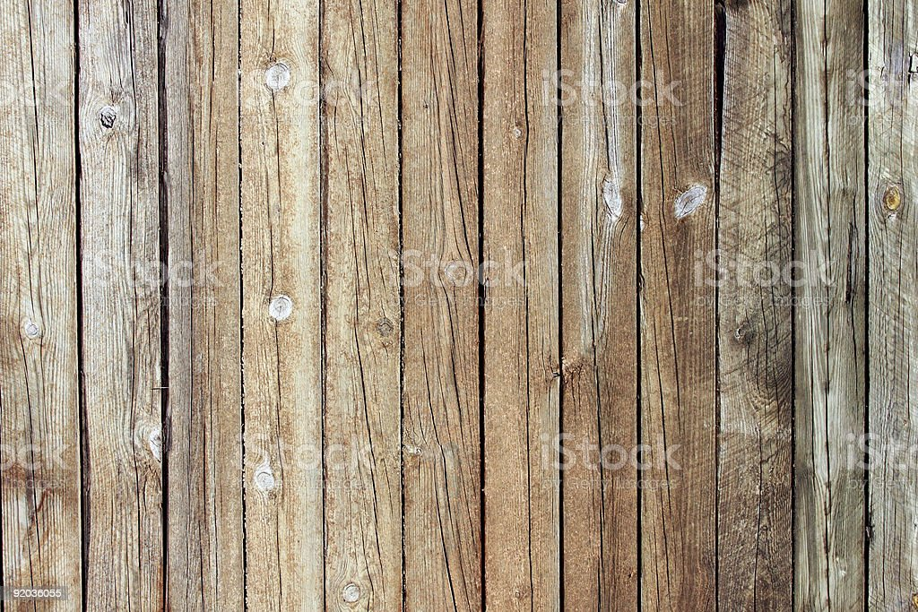 Wood boards royalty-free stock photo