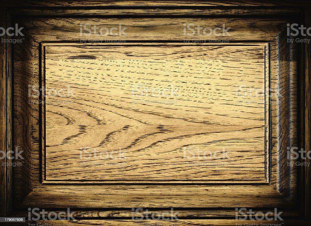 Wood brown frame pattern royalty-free stock photo