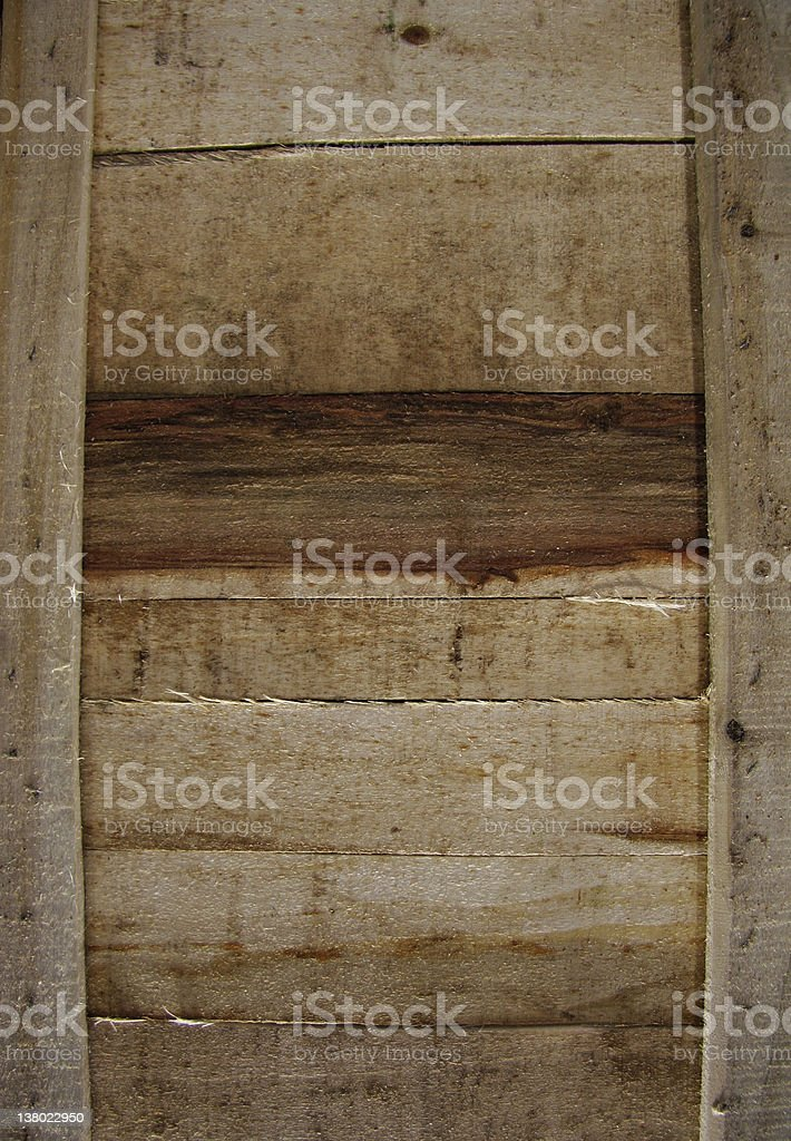 Wood Case royalty-free stock photo