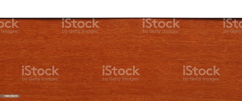 Wood closeup with paper shadow 3 royalty-free stock photo