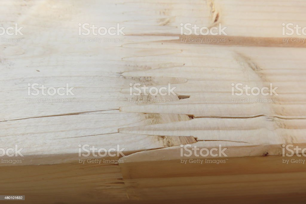 Wood Connection stock photo