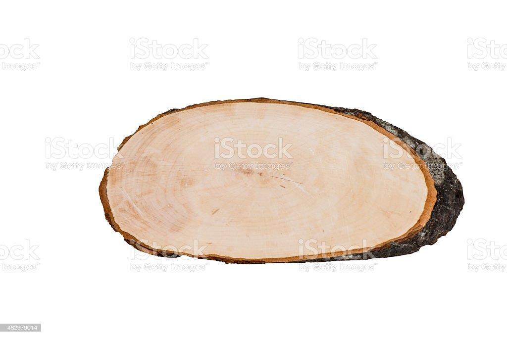 wood crossection stock photo