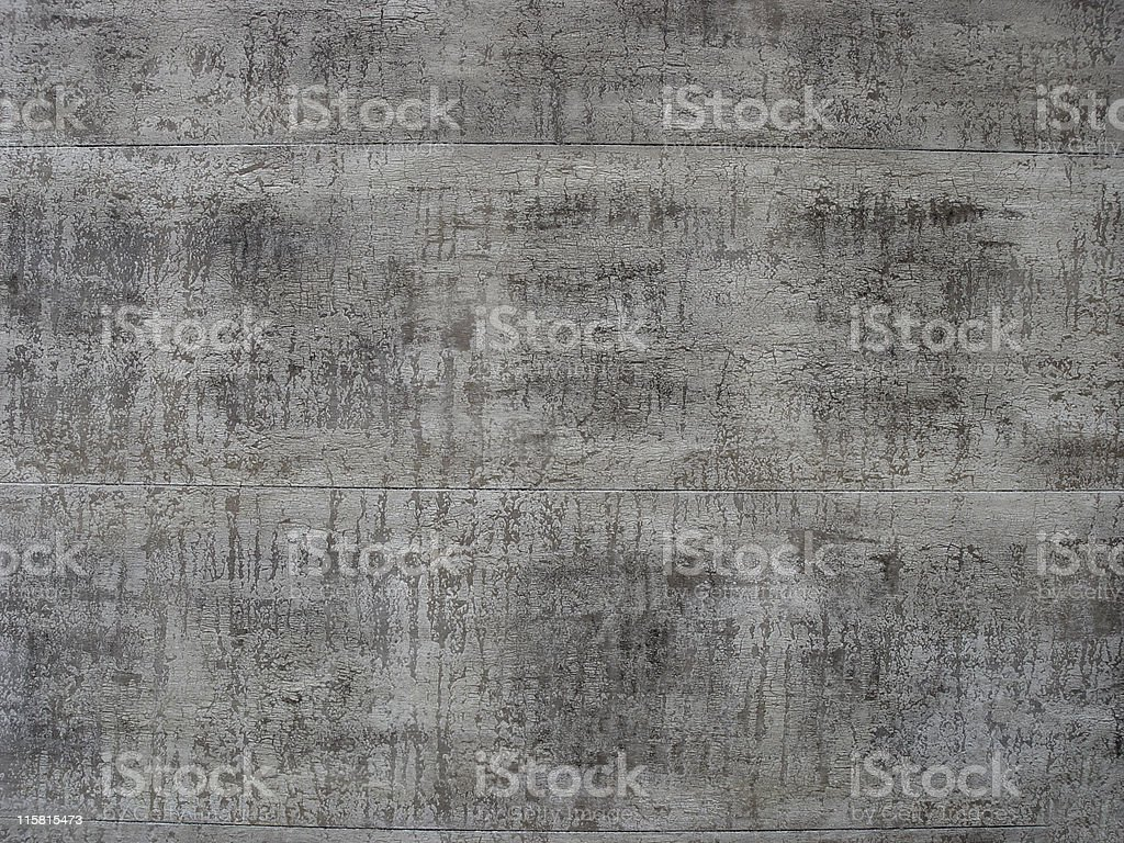 Wood: Distressed, Sun Aged royalty-free stock photo
