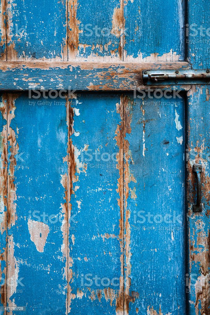 Wood door abstract texture background. royalty-free stock photo