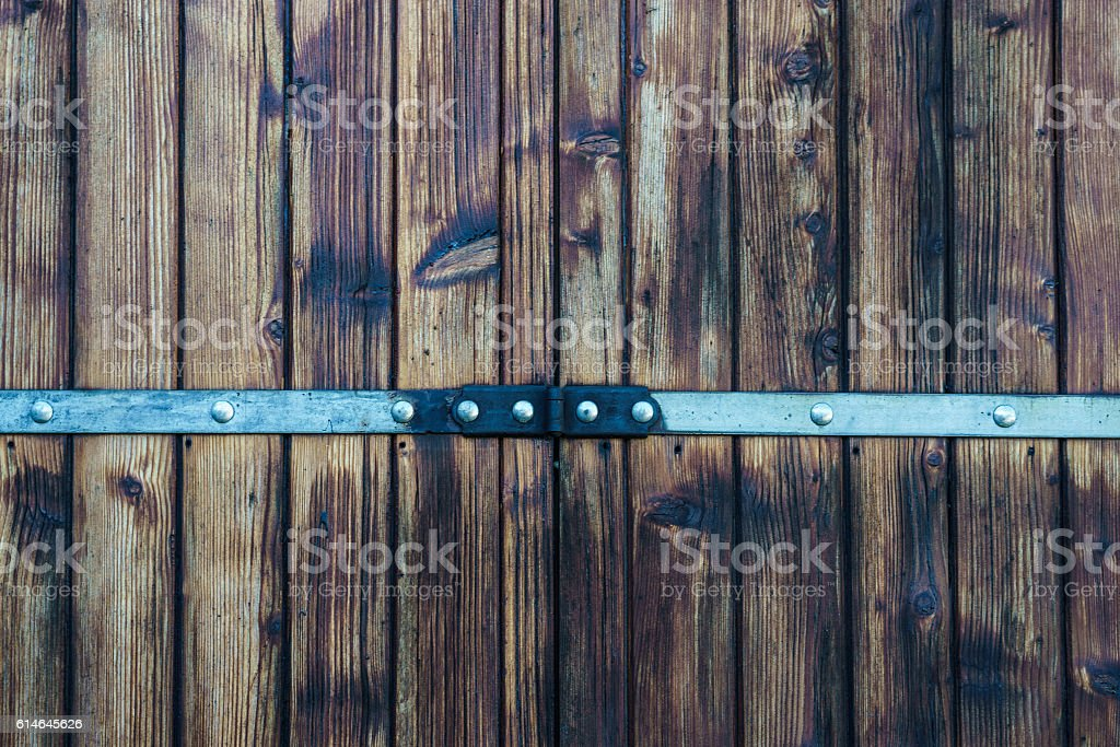 Wood Door Background stock photo