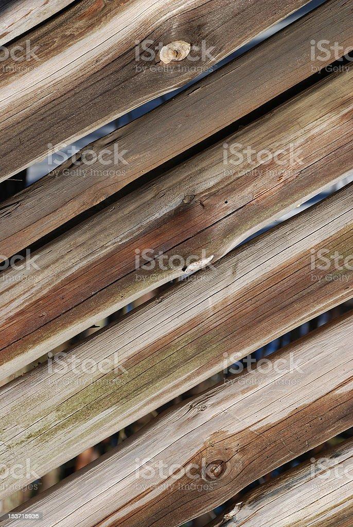Wood fence background royalty-free stock photo