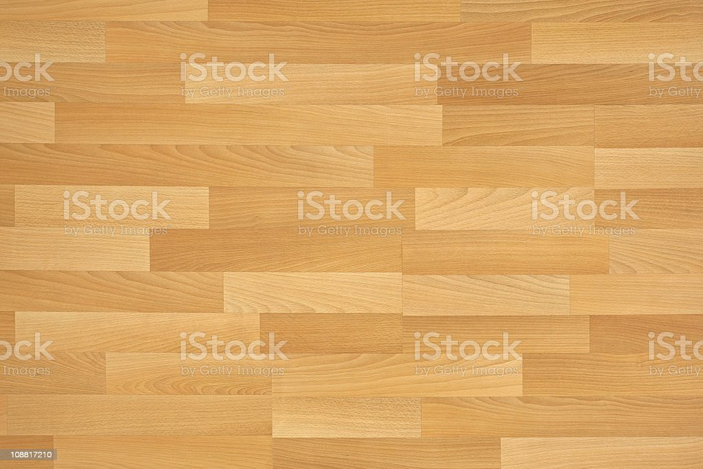 Wood Laminate Flooring royalty-free stock photo