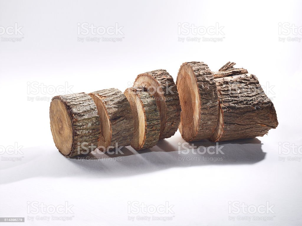 Wood Logs (Click for more) stock photo