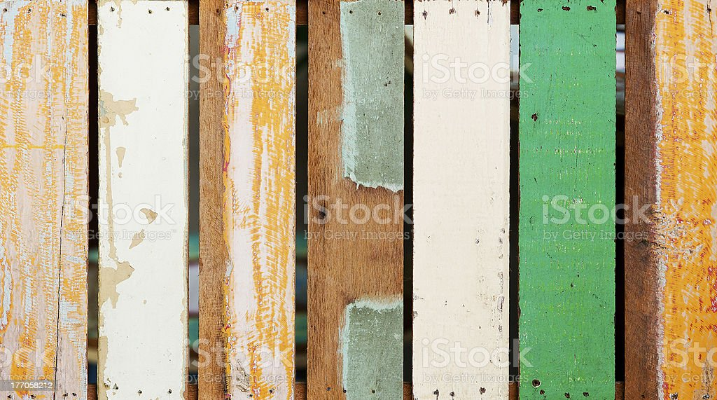 Wood material background for Vintage wallpaper royalty-free stock photo