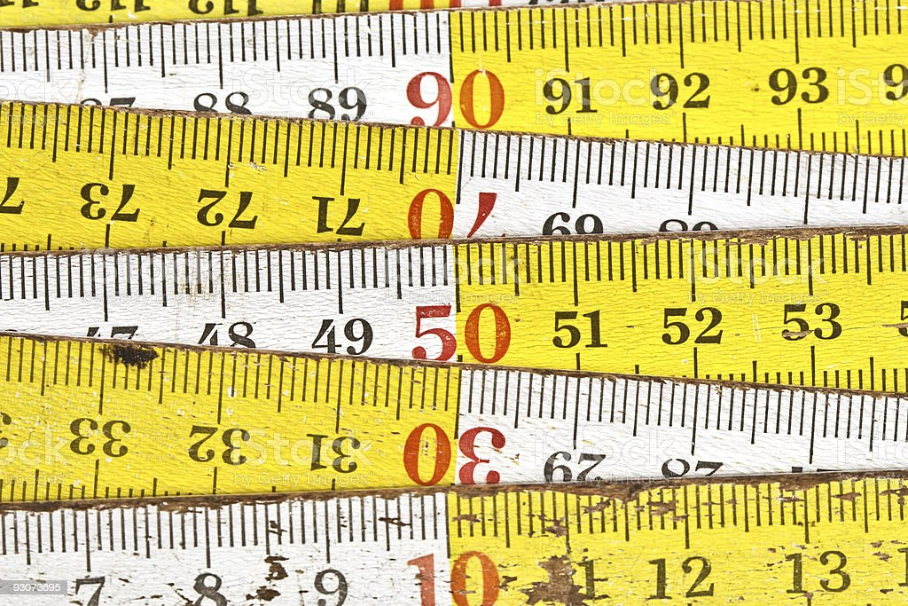 wood meter background royalty-free stock photo