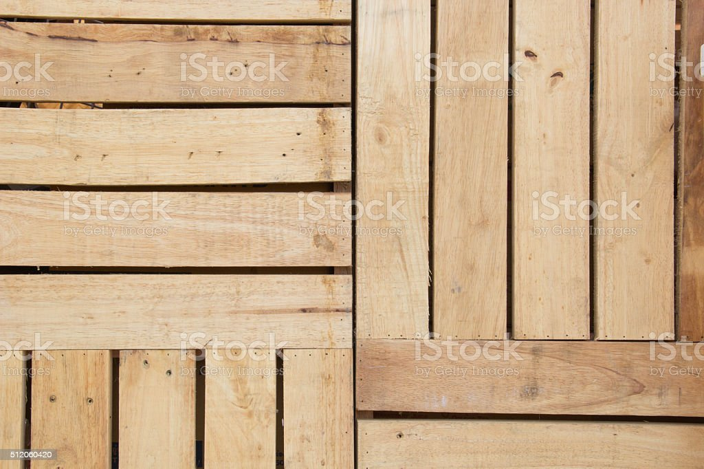 Wood Palett's wallpaper. stock photo
