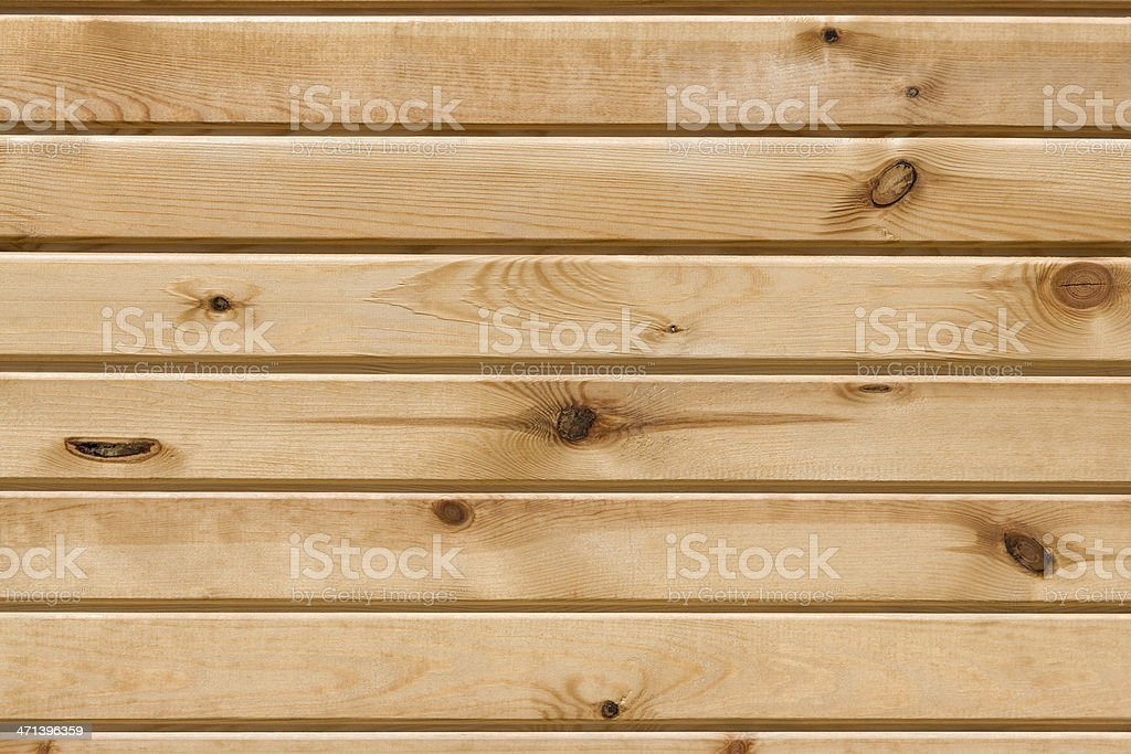 Wood Panelling stock photo