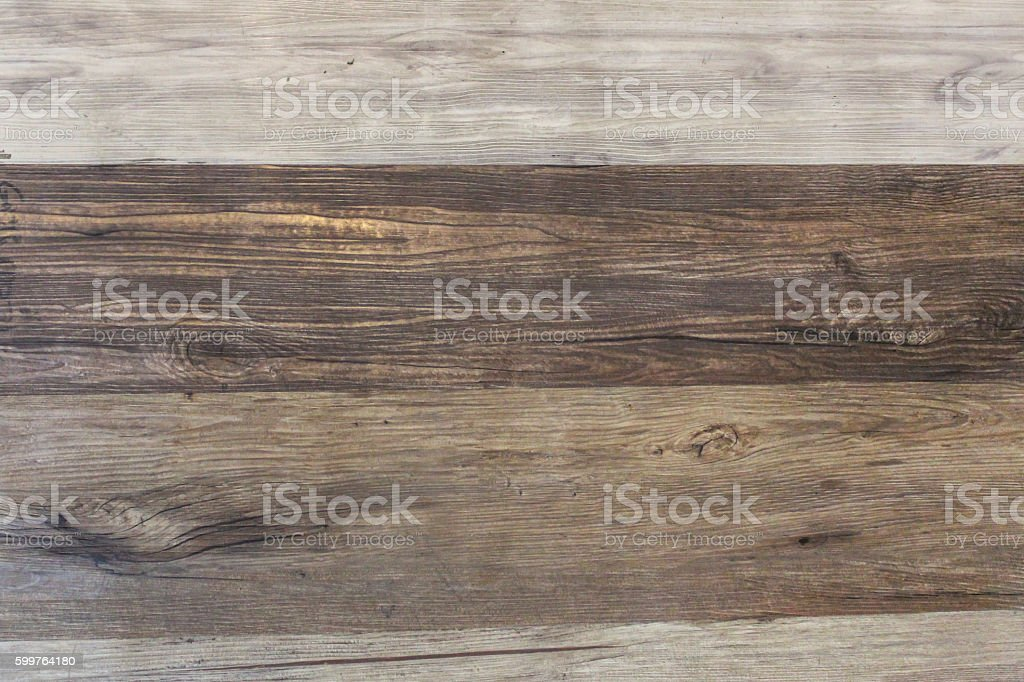 Wood plank flooring texture stock photo