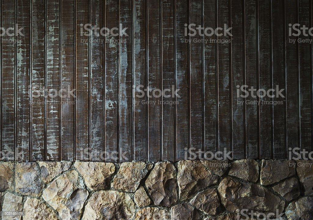 Wood plank royalty-free stock photo