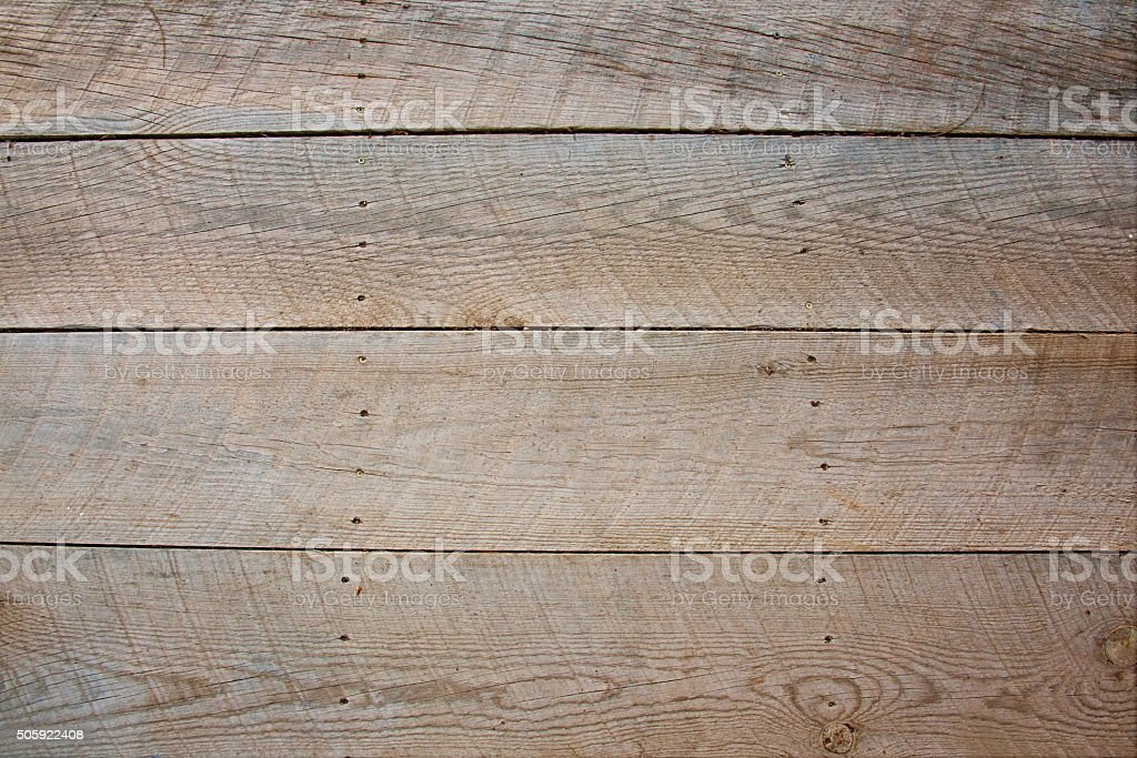 Wood Planks Background. Full Frame,. Studio Lighting, Subtle Vignetting stock photo