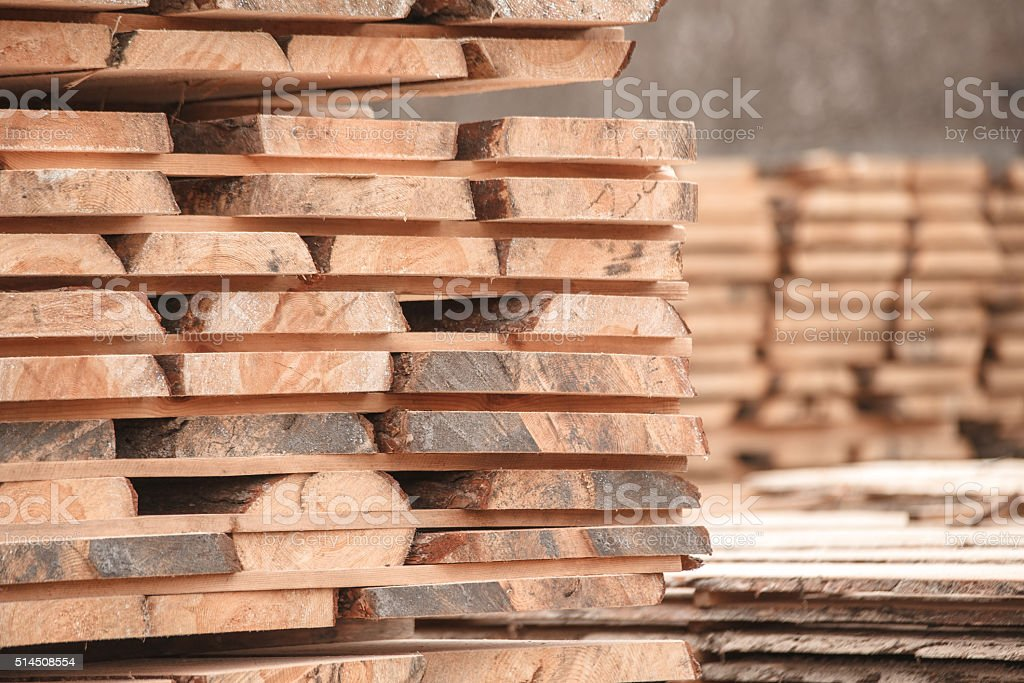 wood planks material stock photo