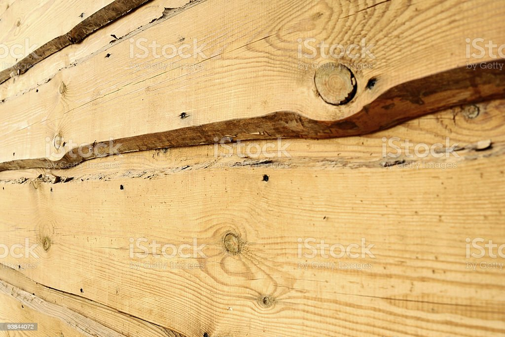 Wood Planks royalty-free stock photo