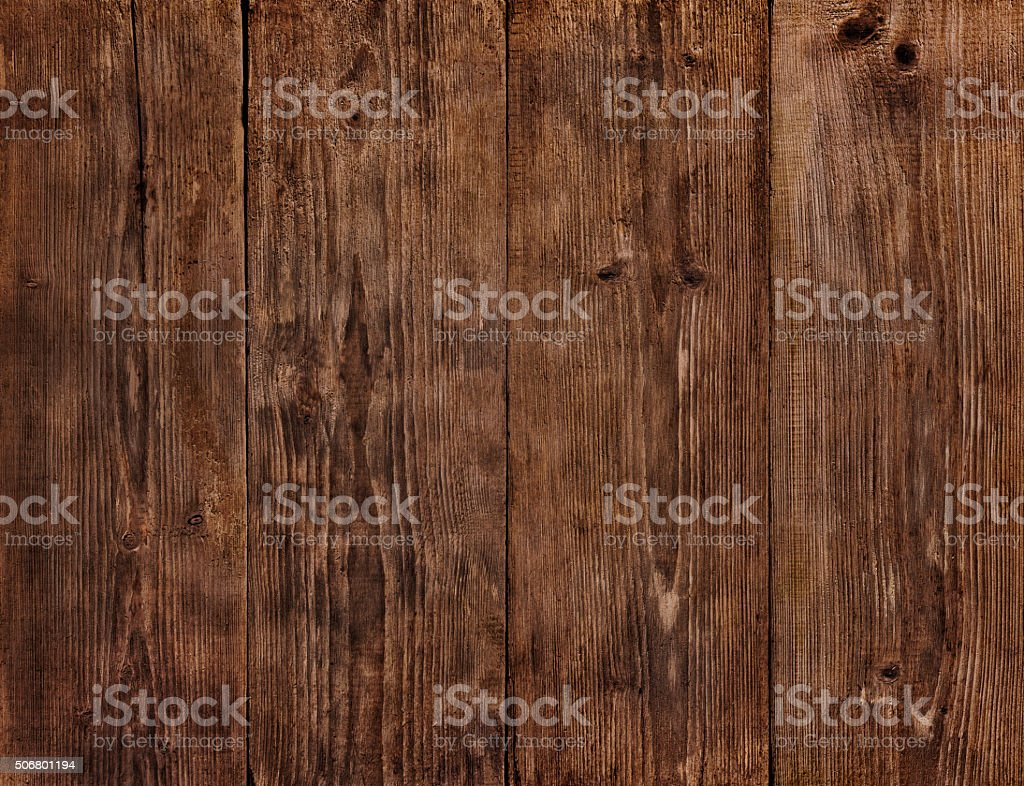 Wood Planks Texture, Wooden Background, Brown Floor Wall stock photo