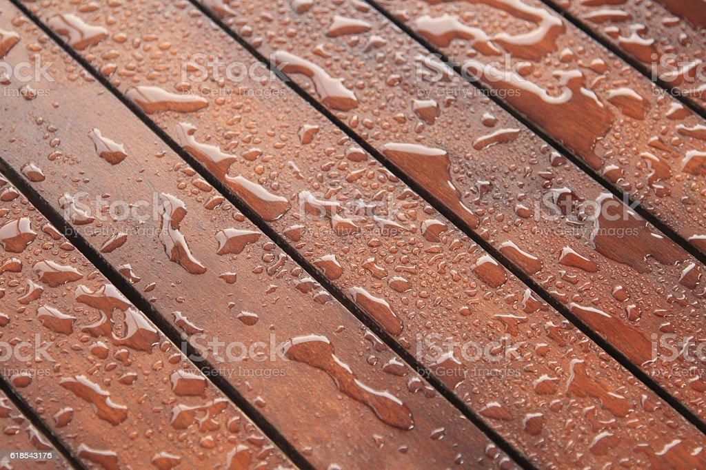 Wood protection, construction background royalty-free stock photo