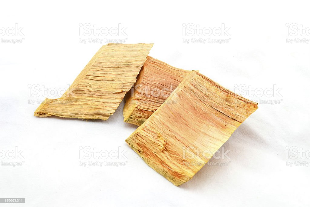 Wood residues royalty-free stock photo
