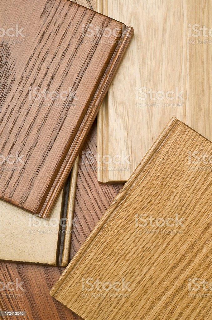 Wood Samples royalty-free stock photo