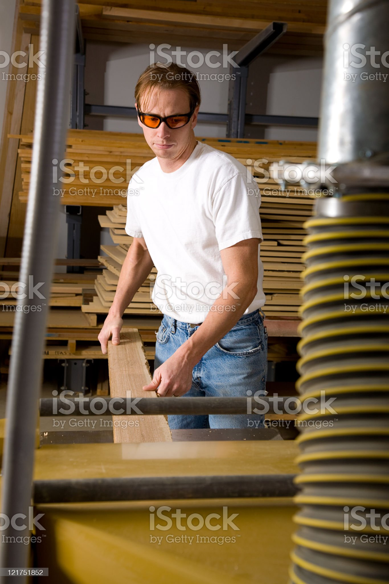 Wood Shop Series royalty-free stock photo