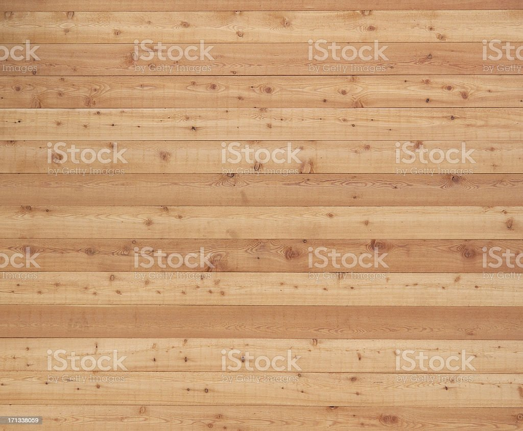 Wood Siding stock photo