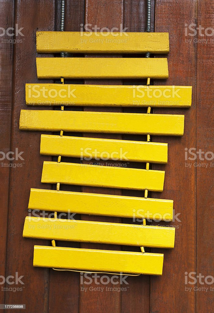 wood sign royalty-free stock photo