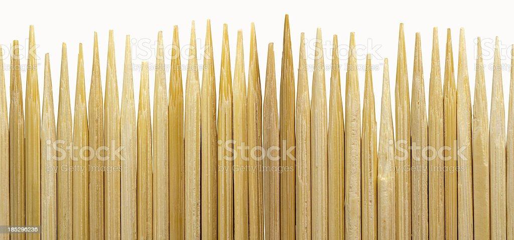 Wood sticks Seamless pattern royalty-free stock photo