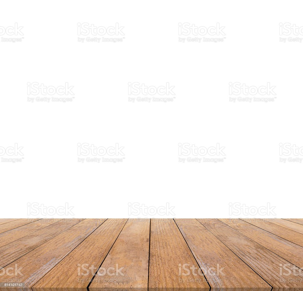 White wooden table texture - Wood Table Texture On White Background Royalty Free Stock Photo
