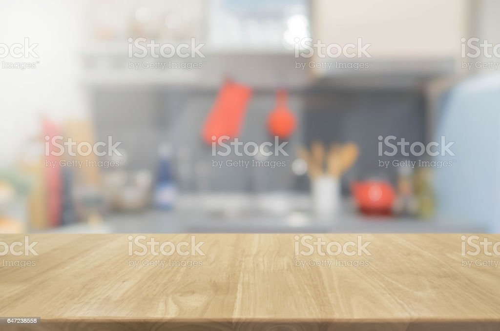 Kitchen Table Top Background kitchen table top view pictures, images and stock photos - istock