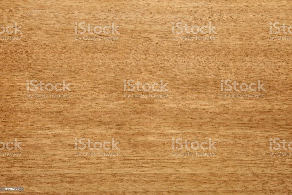 Wood Texture - Anegre royalty-free stock photo