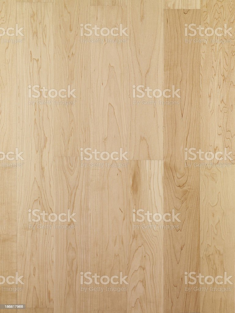 Wood Texture - Canadian Maple royalty-free stock photo