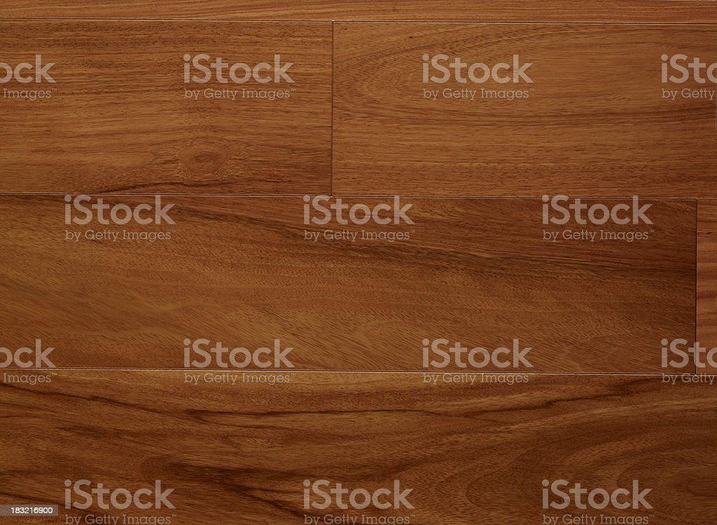 Wood Texture Doussie stock photo