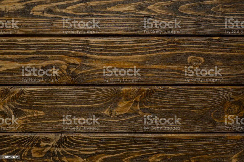 Wood texture of boards stock photo